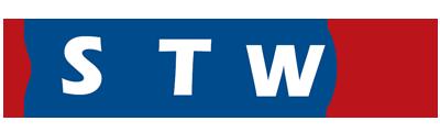 logo, steunpunt tewerkstelling, stw, stw.be